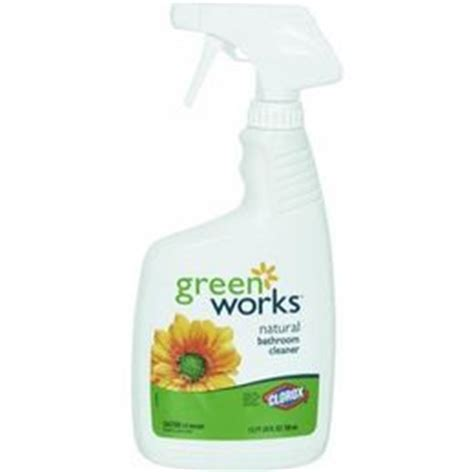 greenworks bathroom cleaner coupon for 1 00 off clorox green works bathroom cleaner