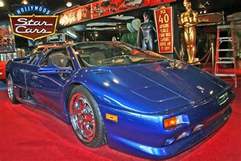 Mike Tyson Lamborghini Lamborghini Diablo Vt