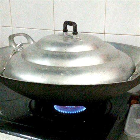 Oven Bakar Besar cara mudah bakar kek atau biskut tanpa oven petua ibu