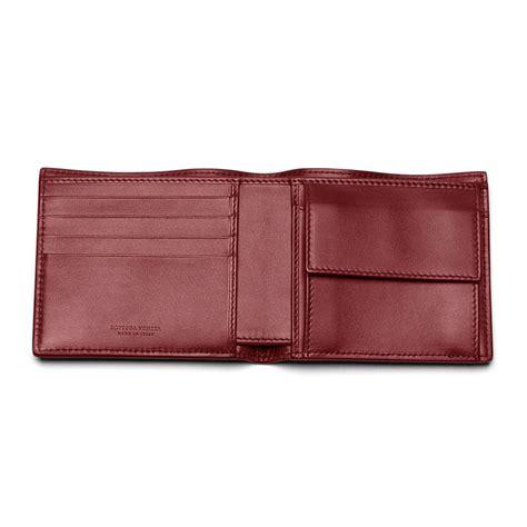 Bottega Veneta Wallet bottega veneta wallet in vermillon intrecciato vn in for vermillon lyst