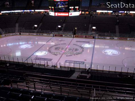 rexall place sections rexall place hockey section 236 rateyourseats com