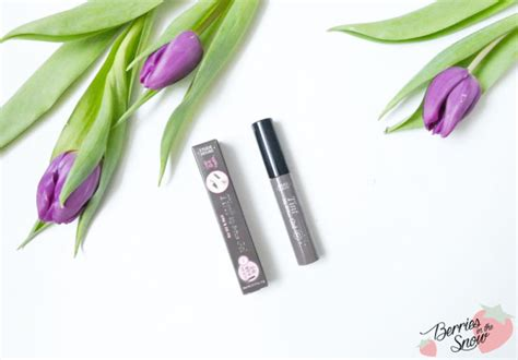 Etude Tint My Brows review etude house tint my brows gel testerkorea