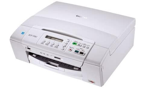 resetter brother how to reset brother dcp 195c printer pc mediks