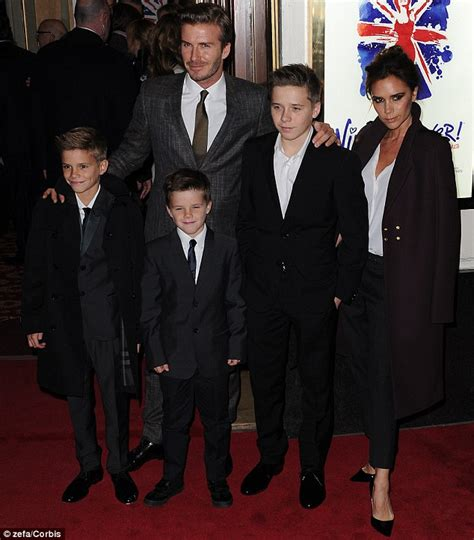 The Beckhams Are by The Beckhams Are Moving Back To As China Remains