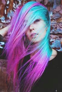 awesome hair colors hair image 3205801 by loren on favim