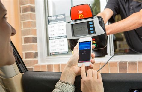 drive thru mcd how does apple pay work on the apple watch computerworld