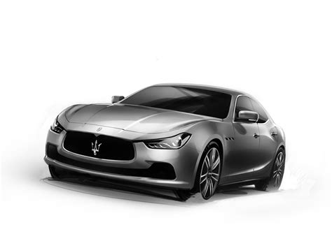 Newest Maserati by New Maserati Ghibli More Photos Sketches Info Motocrit