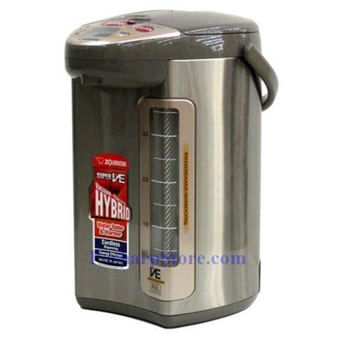 Water Dispenser Zojirushi picture of zojirushi cv dsc40 ve hybrid water boiler and
