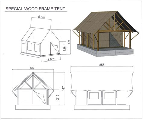 building a tent platform tents with wooden frames google search living off the