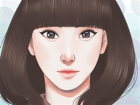 4 ways to do korean quot k pop quot style makeup wikihow