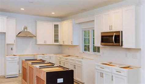 how long does it take to install kitchen cabinets how long does a new kitchen renovation take reno assistance