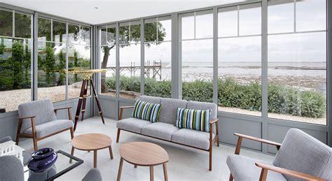 veranda entre 3 murs v 233 randa pi 232 ce en plus extension maison travaux