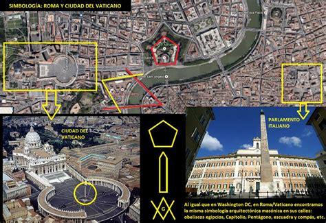 imagenes ocultas vaticano astillas de realidad la arquitectura secreta de roma y el