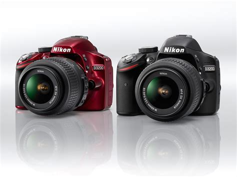 Wifi Nikon D3200 nikon updates entry level dslr with 24mp d3200 and optional wifi digital photography review