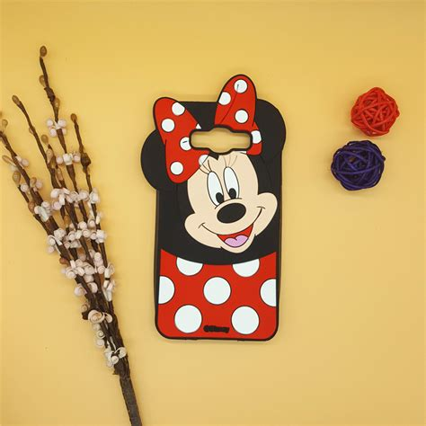 Samsung J7 2016 J710 Minnie Mouse buy wholesale mickey mouse cover for samsung
