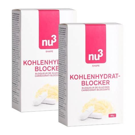 Wellness Starch Blocker Pelangsing Diet Karbohidrat 60 2 x nu3 carbohydrate blocker start diet with nu3 now