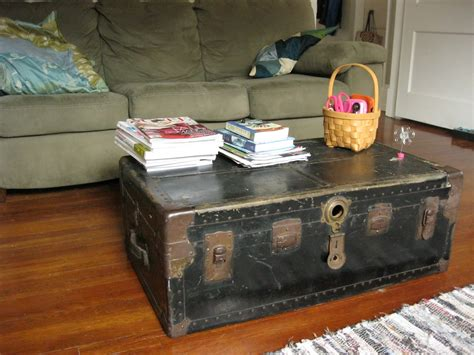 coffee table steamer trunk coffee tableans tables for