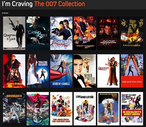 film james bond in streaming bell s cravetv now streaming all james bond films iphone