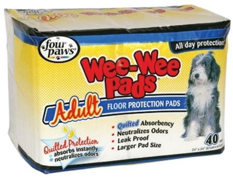 how to a to use wee wee pads using wee wee pads with a puppy or pet care corner