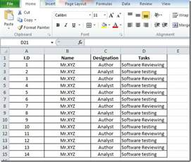 access 2010 import worksheet from excel 2010