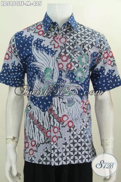 Q2 Kemeja Batik Slimfit Tangan Pendek Untuk Kode E2798 1 kemeja batik warna cerah motif mewah modis untuk seragam kerja kantoran pakaian batik tulis