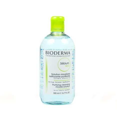 Bioderma Sebium H2o 500 Ml bioderma sebium h2o 500 ml