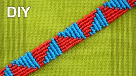triangle macrame pattern how to make a triangle friendship bracelet diy lilke