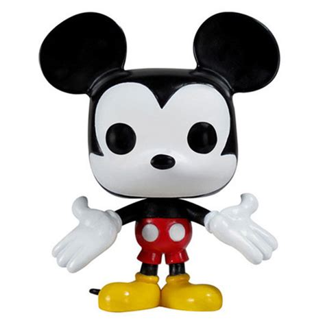 Funko Pop Mickey Mouse funko pop mickey mouse vinyl figure at dollar carousel
