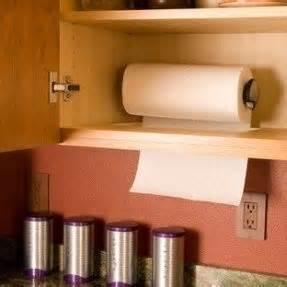 inside cabinet paper towel holder hide a bar cabinet foter