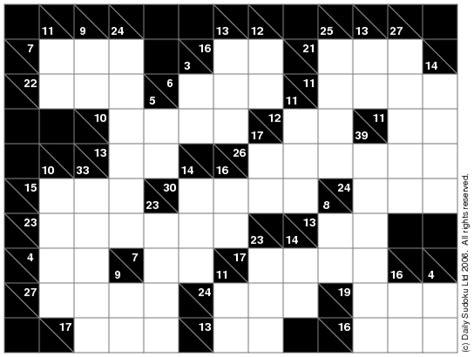 free printable sudoku kakuro the daily sudoku