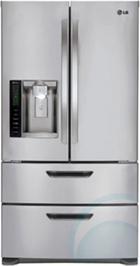 Lg Four Door Refrigerator by 610l Lg 4 Door Fridge Grl219cp Appliances