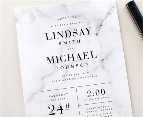 Modern Wedding Invitations by 560 Best Wedding Invitations Images On