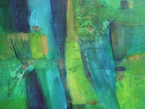 Painting Green 9 G blue and green abstract painting www pixshark images galleries with a bite