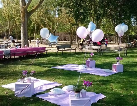 ideas para decorar cumplea 241 os al aire libre blog supermamas