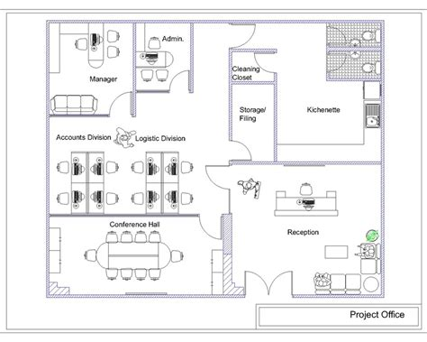 layout for autocad autocad layout office freelancer