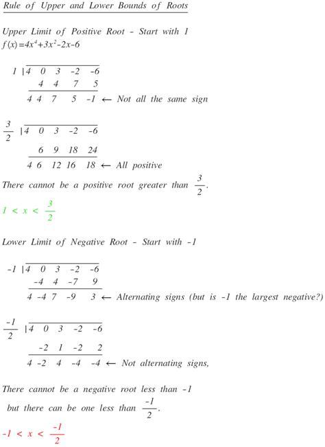 Intermediate Value Theorem Worksheet by Descartes Rule Of Signs Worksheet Geersc