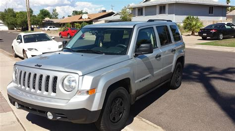 silver jeep patriot with black 2013 silver sport arizona jeep patriot forums
