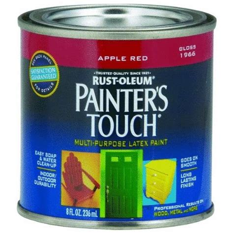 new rust oleum 1979502 painters touch quart gloss black ebay