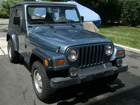 how to work on cars 1998 jeep wrangler on board diagnostic system sell used 1987 jeep wrangler in amarillo texas united states