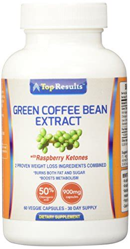 Green Coffee Bean Potent Organics 100 60 Caps green coffee bean extract reviews benefits and side effects