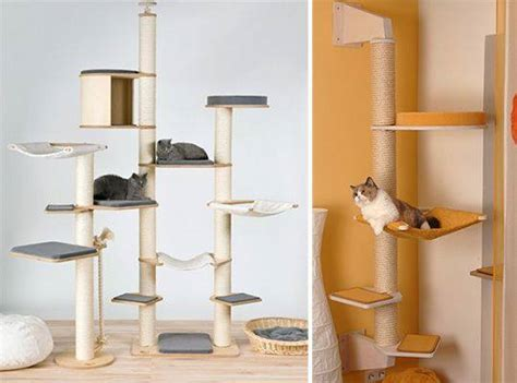 Kandang Kucing 6 Kamar 92 desain kandang kucing tingkat dari kayu besi dan