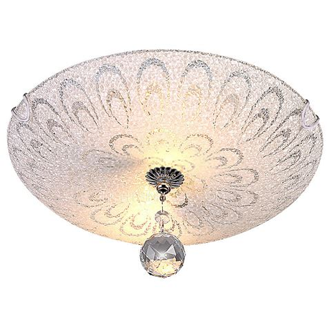glass flush mount ceiling light ceiling l shades glass integralbook com