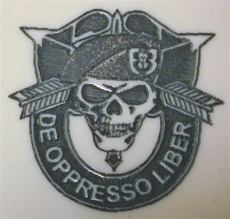 special forces tattoos designs designs page 4 combat infantry badge 1st