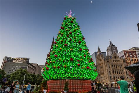 viera tree lighting festival what s open on day in melbourne city of melbourne what s on