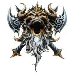 viking art tattoo designs 31 viking skull designs and images ideas viking