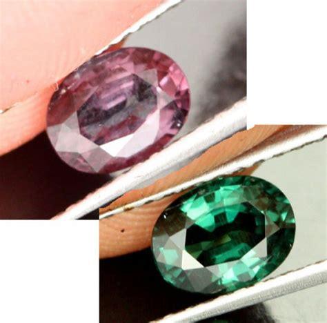 color changing stones what gemstones change color gem rock auctions