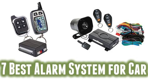 best alarm system for car buy in 2017