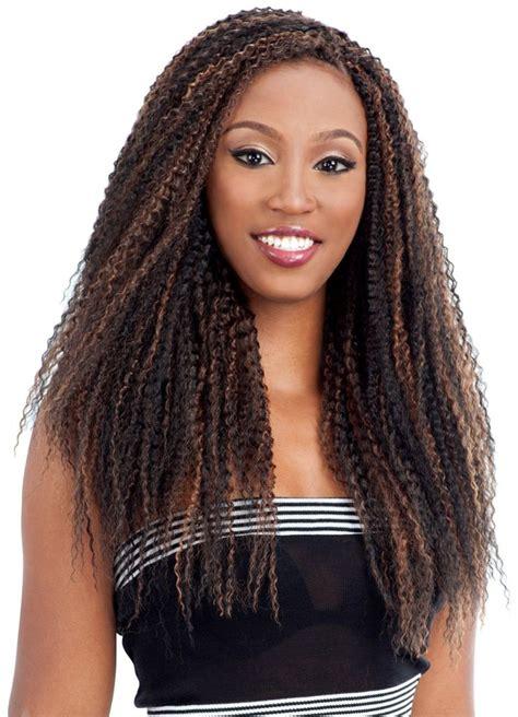 twisted sombre hair model model glance braid kinky brazilian curl ebonyline