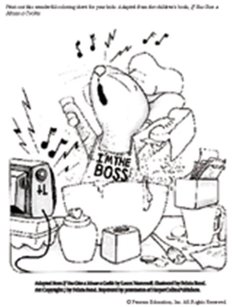 mouse cookie coloring page if you give a mouse a cookie coloring page 2 familyeducation