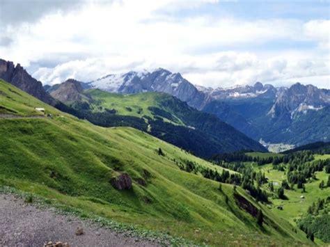 Motorradunfall Dolomiten by Traum Sellajoch Passo Sella Dolomiten S 252 Dtirol Mit Bmw